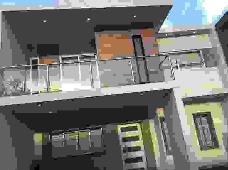 Casas de estilo minimalista de FERAARQUITECTOS Minimalista