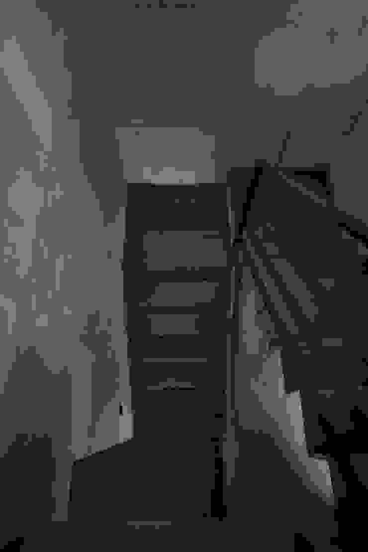 階段 オリジナルスタイルの 玄関&廊下&階段 の 株式会社クレールアーキラボ オリジナル スレート