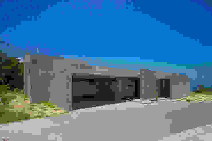 外観 オリジナルな 家 の 株式会社クレールアーキラボ オリジナル コンクリート