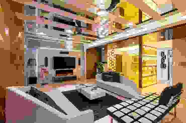 Salas / recibidores de estilo  por homify,