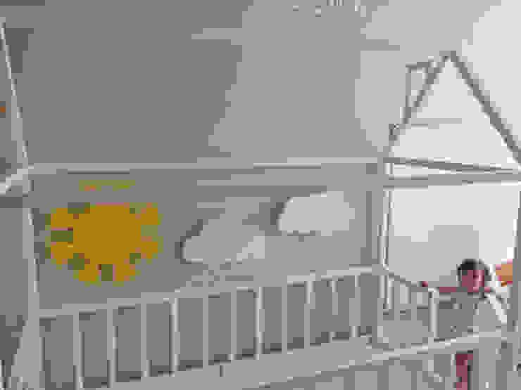 Montessori'ye uygun Bebek Odası, Kuzey'in odası Modern Çocuk Odası MOBİLYADA MODA Modern Ahşap Ahşap rengi
