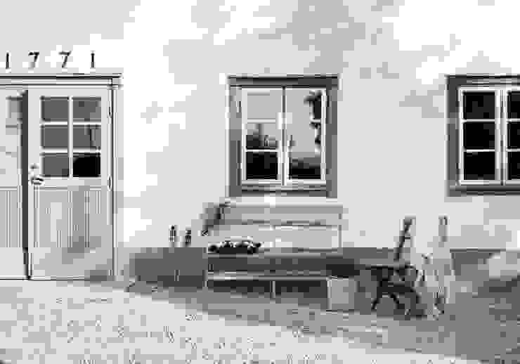 Il fascino dello stile nordico in una villa del '700 Case in stile scandinavo di Design for Love Scandinavo