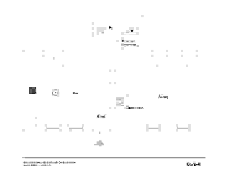 Il fascino dello stile nordico in una villa del '700 di Design for Love Scandinavo