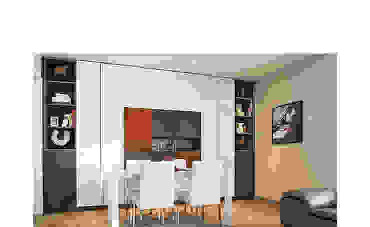 modern  by Schmidt Kitchens Barnet, Modern Chipboard