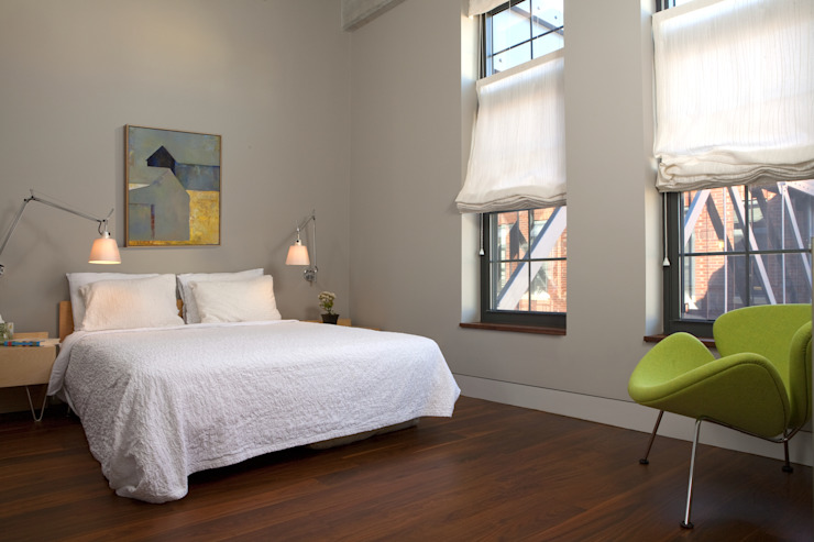 Adams Morgan Master Bedroom Lighting Modern Bedroom by Hinson Design Group Modern