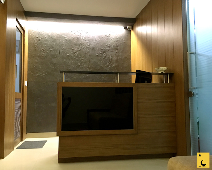 S CUBE PROJECTS: modern  by Indoor Concepts,Modern Plywood