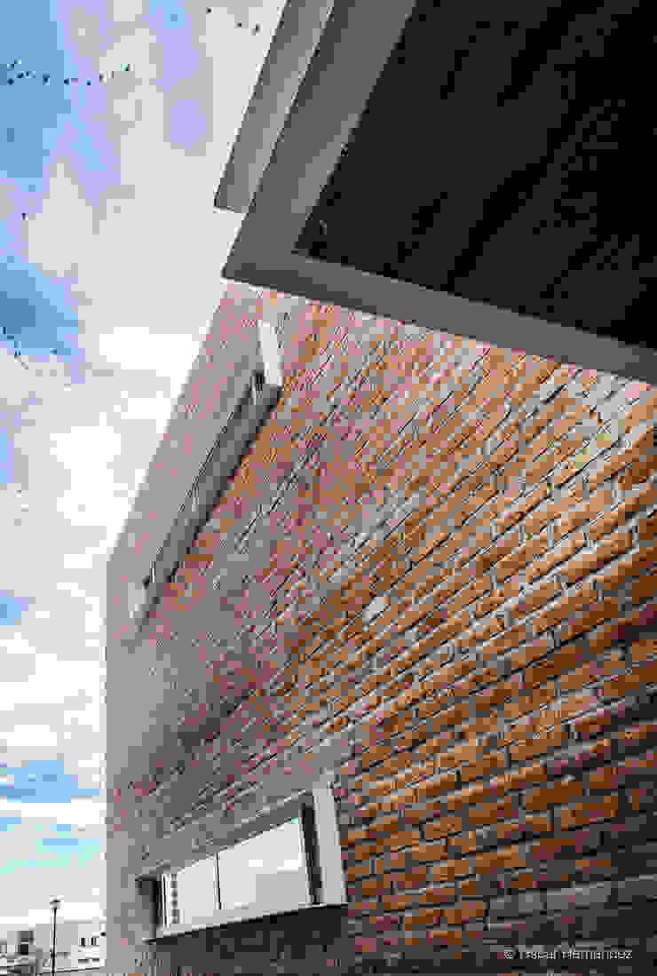 CASA LC / COLECTIVO DNS de Oscar Hernández - Fotografía de Arquitectura