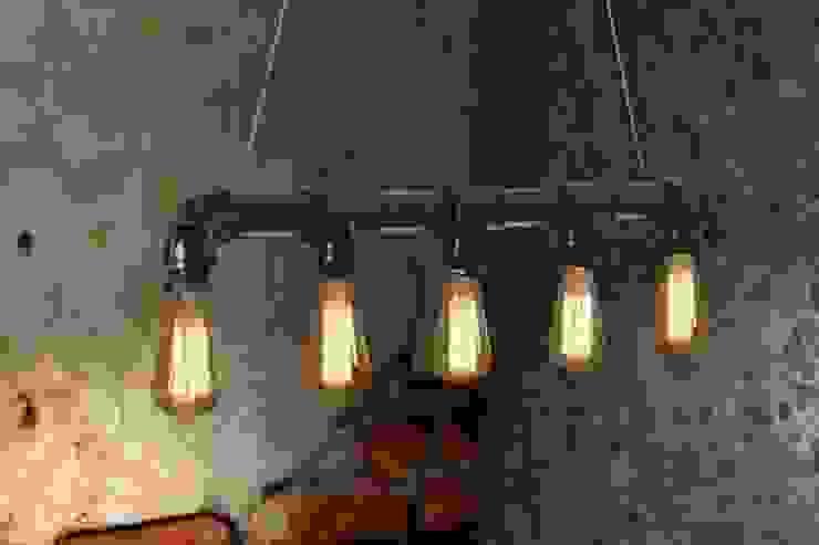 Vintage Edison Lamp van Loftlamp.nl Industrieel