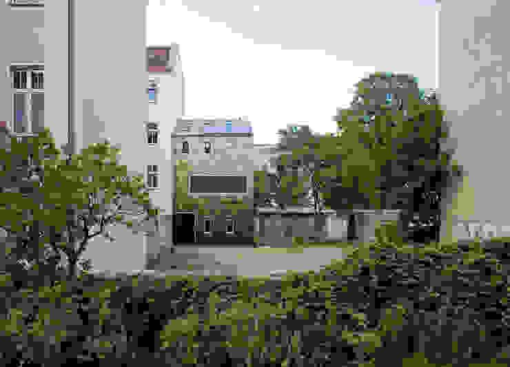 schuppen Modern Houses by brandt+simon architekten Modern Ceramic