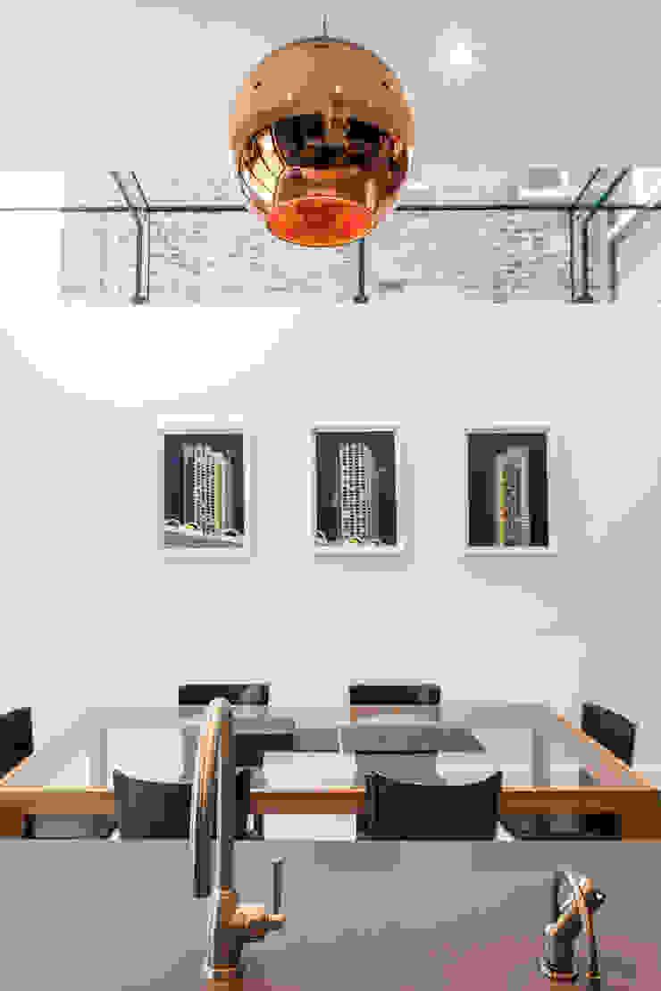 CALABRIA ROAD Nic Antony Architects Ltd Cocinas de estilo moderno