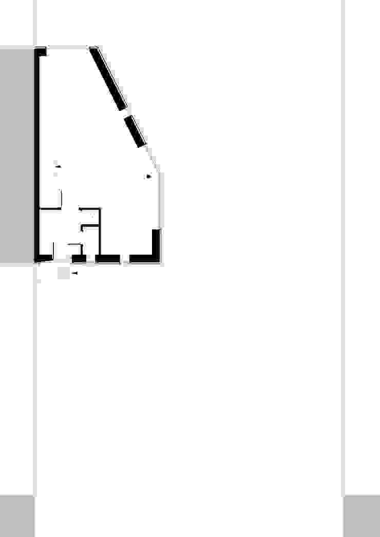ground floor: modern  by brandt+simon architekten, Modern