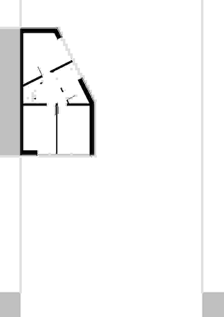 first floor: modern  by brandt+simon architekten, Modern