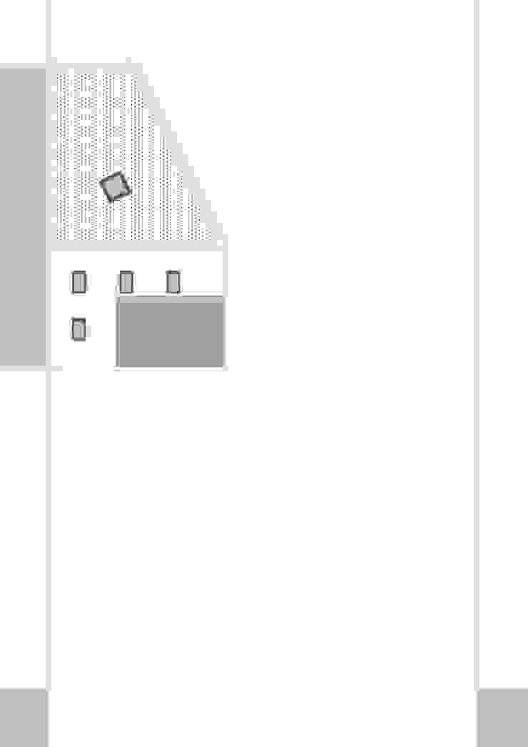 top view: modern  by brandt+simon architekten, Modern