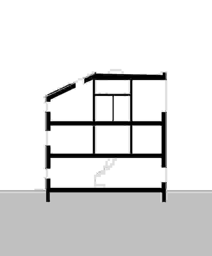 section A: modern  by brandt+simon architekten, Modern