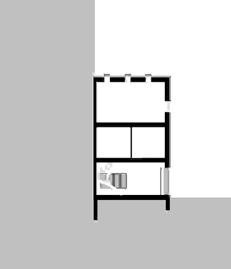 Schnitt brandt+simon architekten