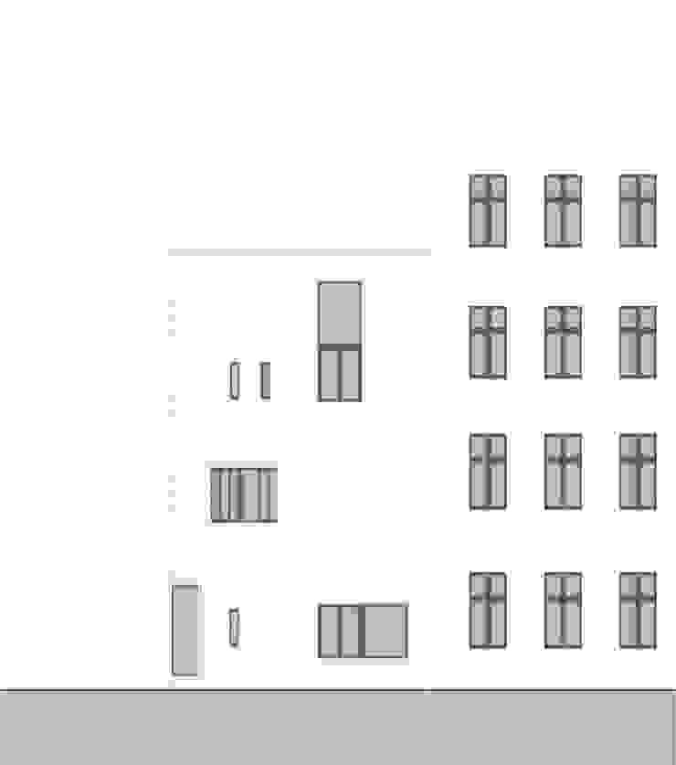 north: modern  by brandt+simon architekten, Modern