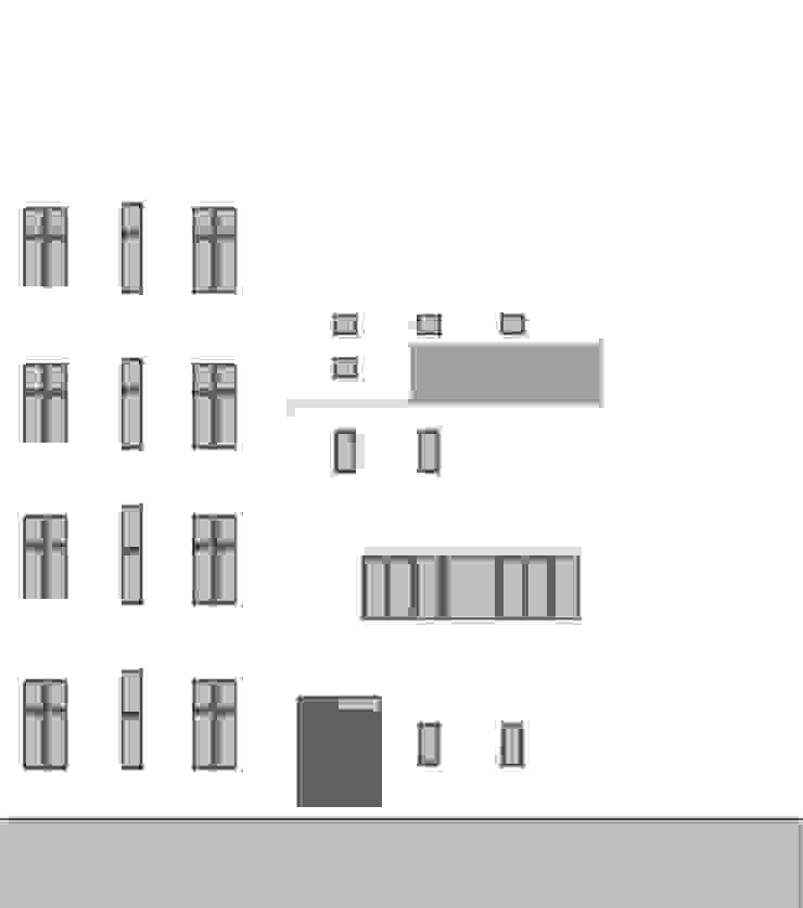 south: modern  by brandt+simon architekten, Modern
