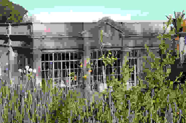 Enigma Mansion Mediterranean style garden by Urban Landscape Solutions Mediterranean