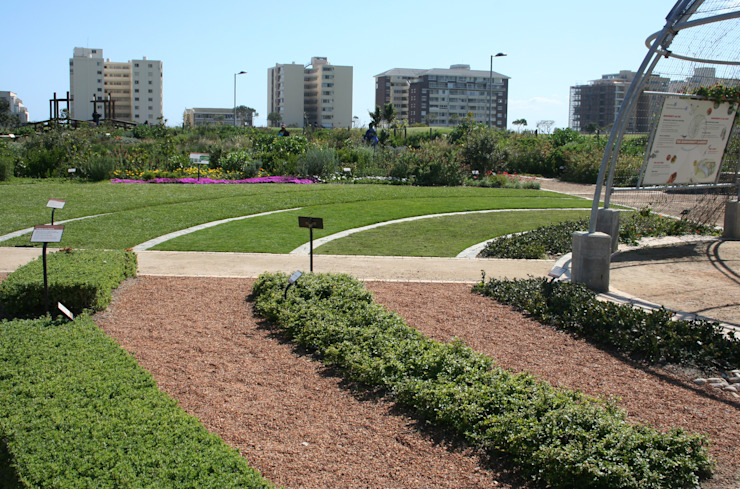 Biodiversity Garden, Green Point Park by Urban Landscape Solutions Country