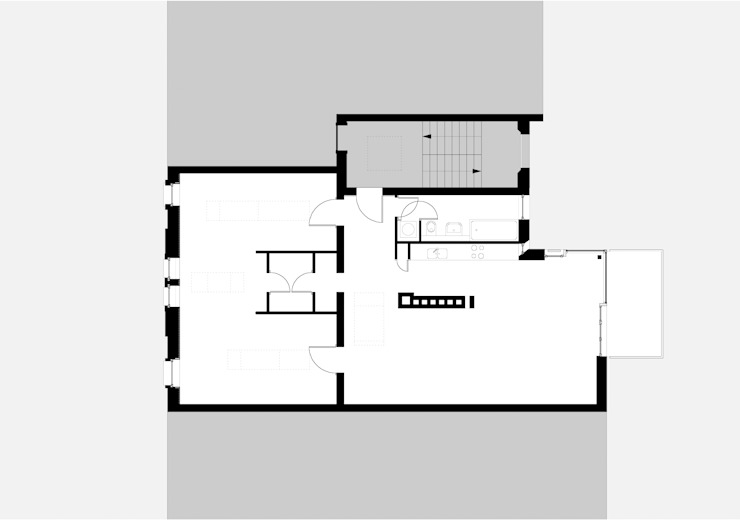 ground plan brandt+simon architekten