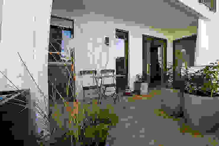 Terrace Jardines minimalistas de INpuls Minimalista
