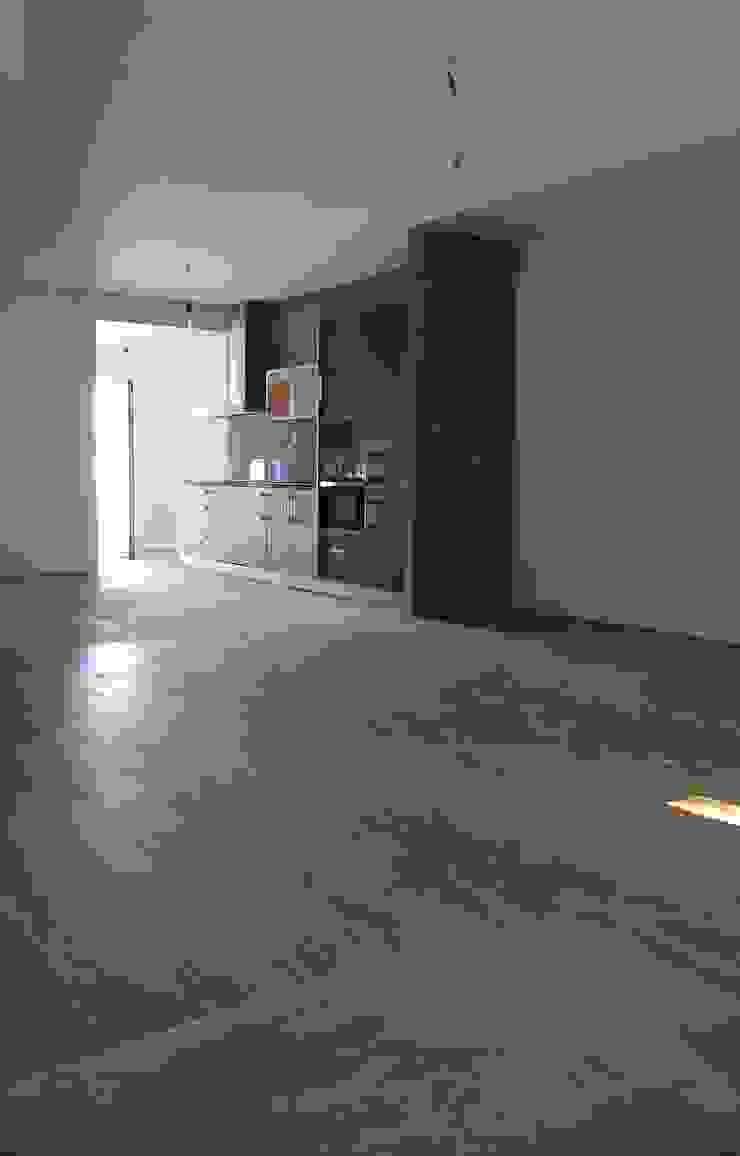 Da Cozinha à Sala por A3 Ateliê Academia de Arquitectura