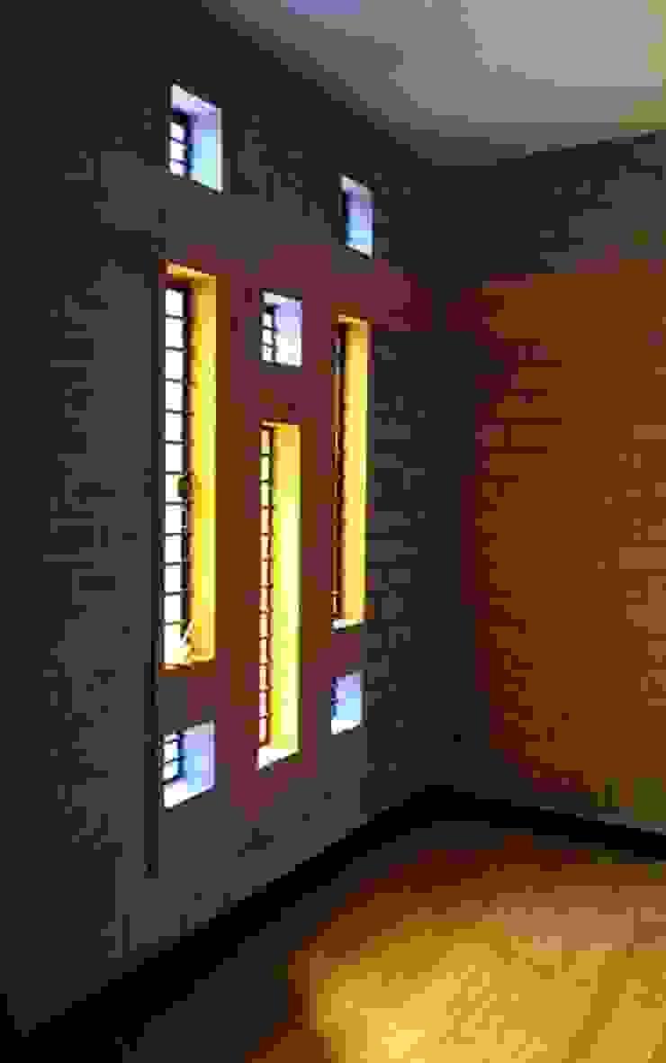 Azjatycka jadalnia od A3 Ateliê Academia de Arquitectura Azjatycki