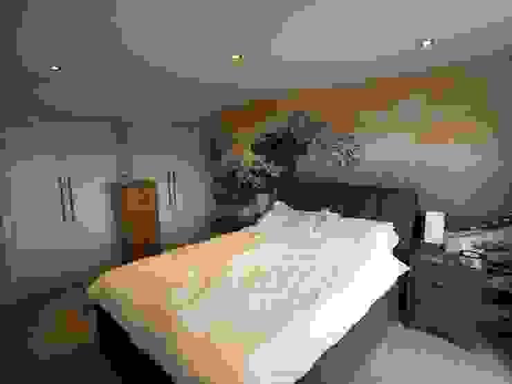 Bedroom Modern style bedroom by Progressive Design London Modern