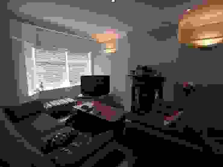 Living room Modern Living Room by Progressive Design London Modern