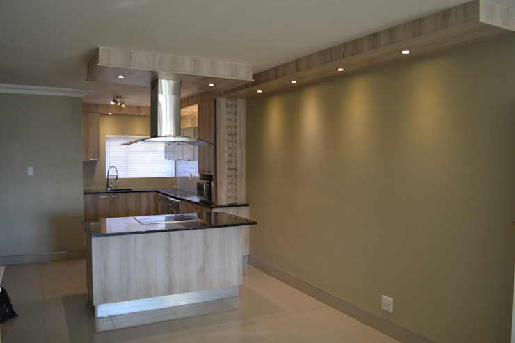 Kitchen & Dining Room After Picture by Oscar Designs