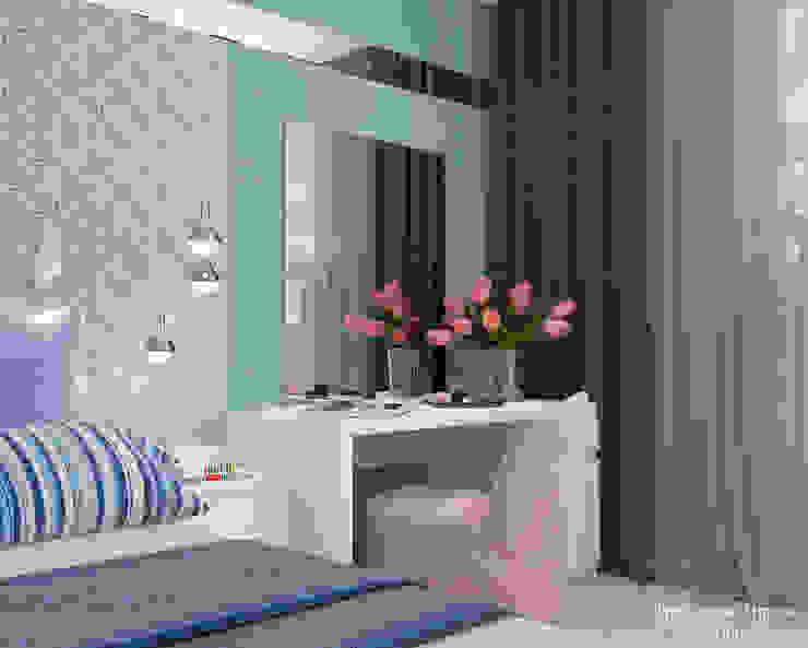 Мария Трифанова Minimalist bedroom