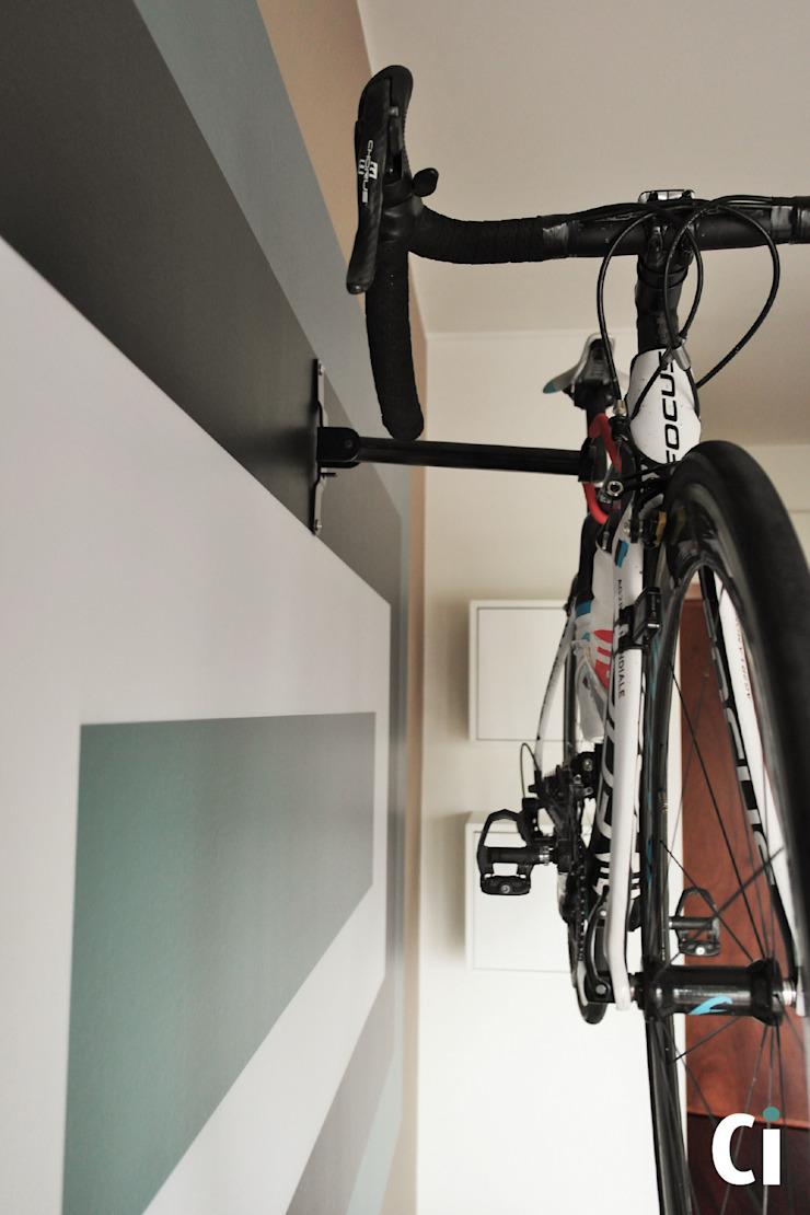 Depois_pormenor do suporte da Bicicleta por Ci interior decor