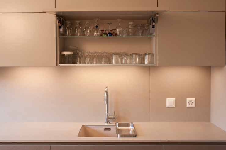 Kitchen by sandra marchesi architetto,