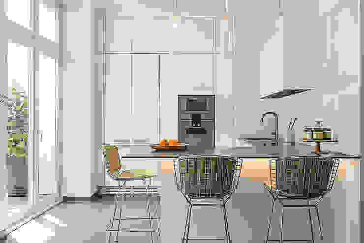 Cocinas modernas de François Guillemin Moderno