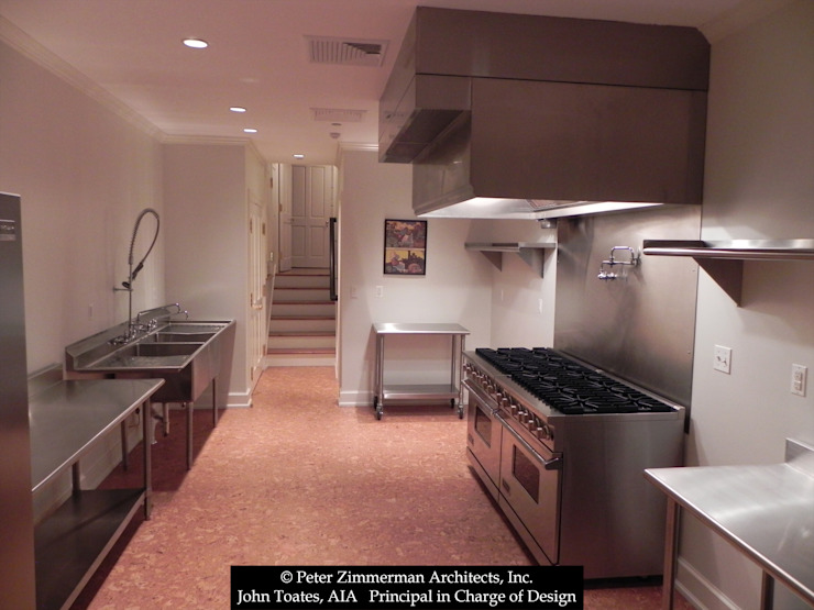 Catering Kitchen John Toates Architecture and Design Kitchen