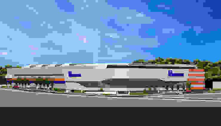 Hipermercado Angeloni Bom Retiro by Douglas Piccolo Arquitetura e Planejamento Visual LTDA.
