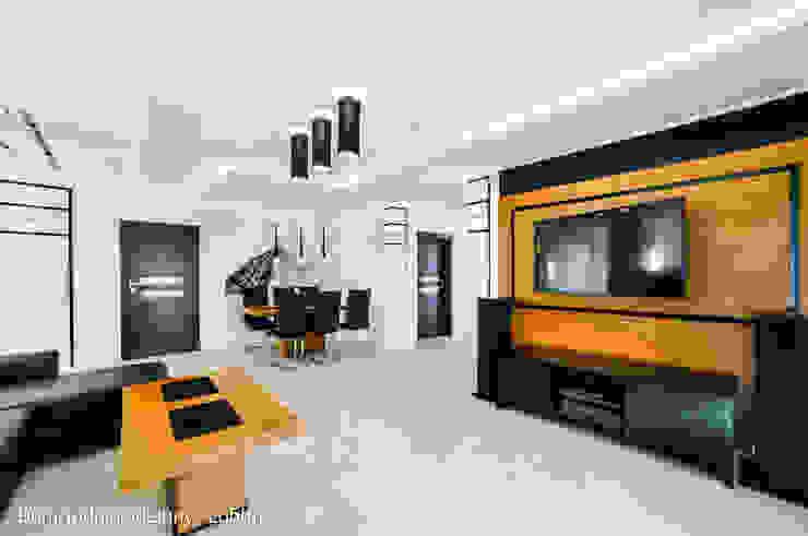 Livings de estilo  por Auraprojekt