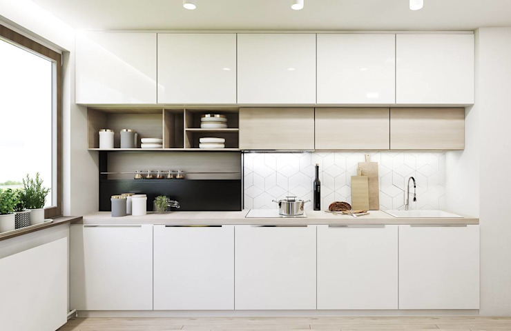 Modern kitchen by FOORMA Modern