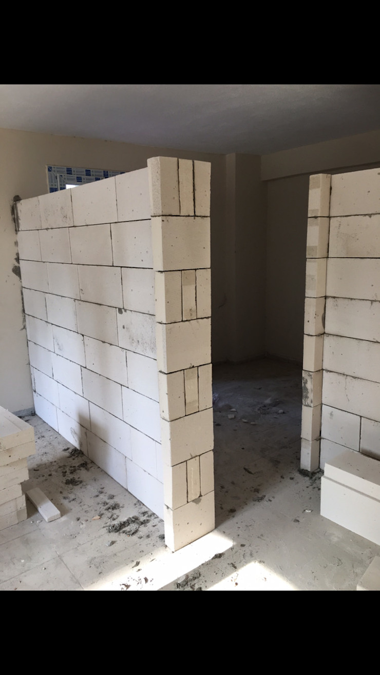 42 m2 işyerinin 2+1 daireye dönüşüm süreci As Teknik Yapı İnşaat