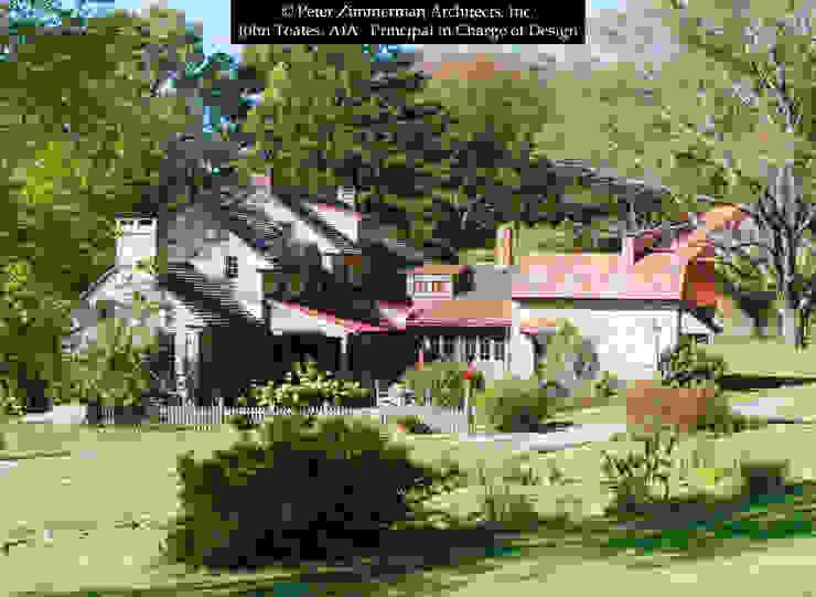Casas clássicas por John Toates Architecture and Design Clássico