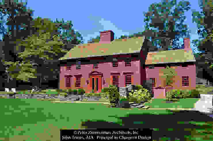Casas de estilo clásico de John Toates Architecture and Design Clásico