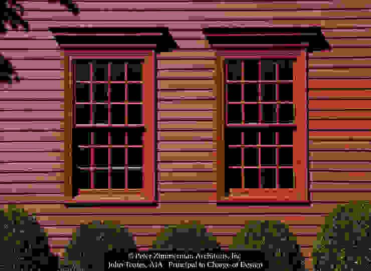 Puertas y ventanas clásicas de John Toates Architecture and Design Clásico