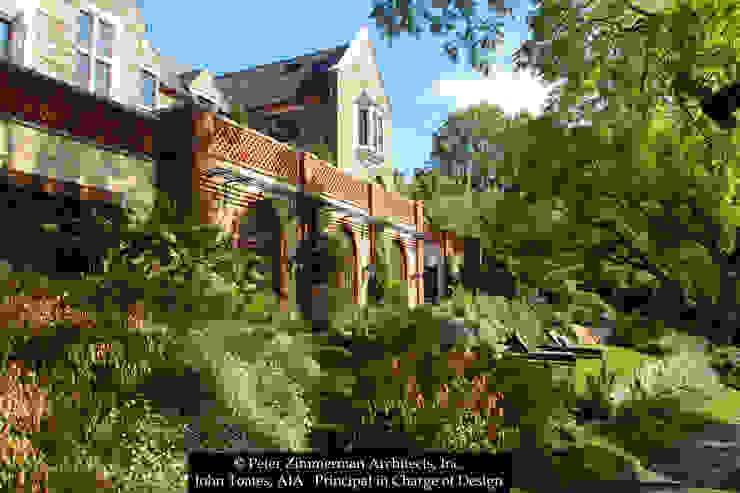 Jardins clássicos por John Toates Architecture and Design Clássico