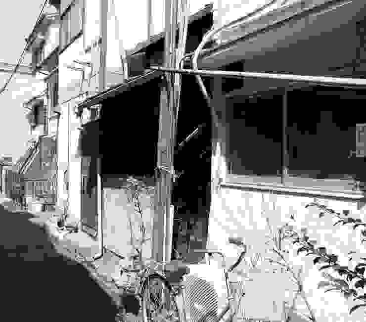 解体前建物 の 株式会社 藤本高志建築設計事務所