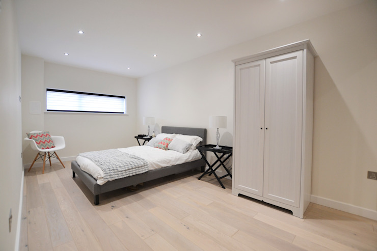 2 Bedroom Apartment Minimalist bedroom by THE FRESH INTERIOR COMPANY Minimalist