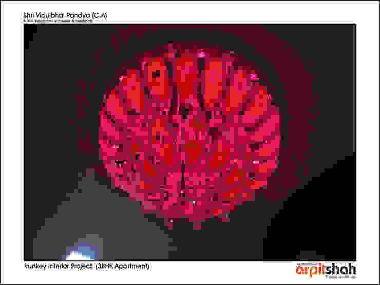 Vipul Pandya @ Indraprasth—4, Prahladnagar by ARPIT SHAH PROJECTS OPC PVT LTD.