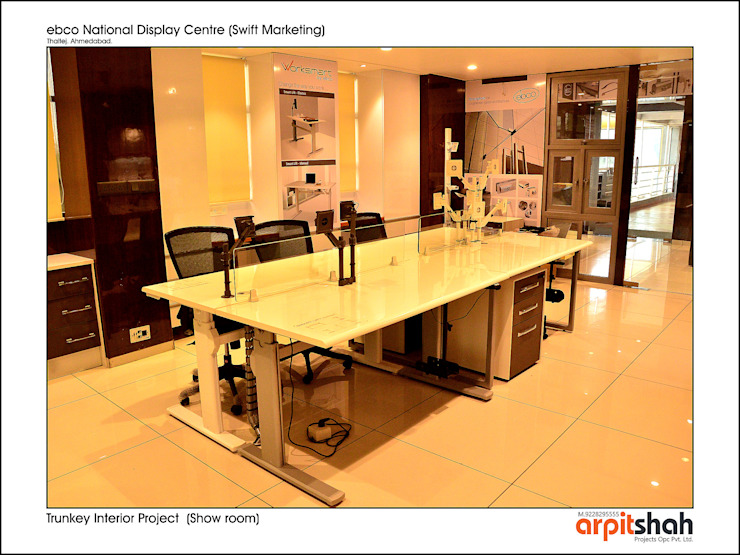 de ARPIT SHAH PROJECTS OPC PVT LTD.