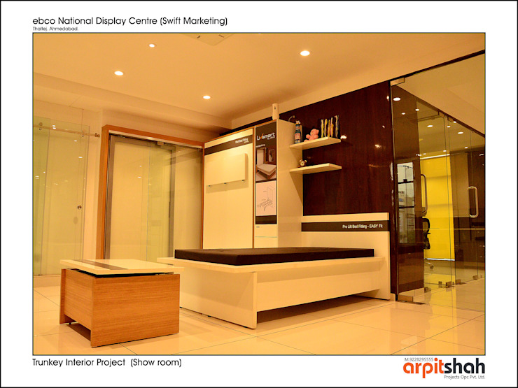 von ARPIT SHAH PROJECTS OPC PVT LTD.
