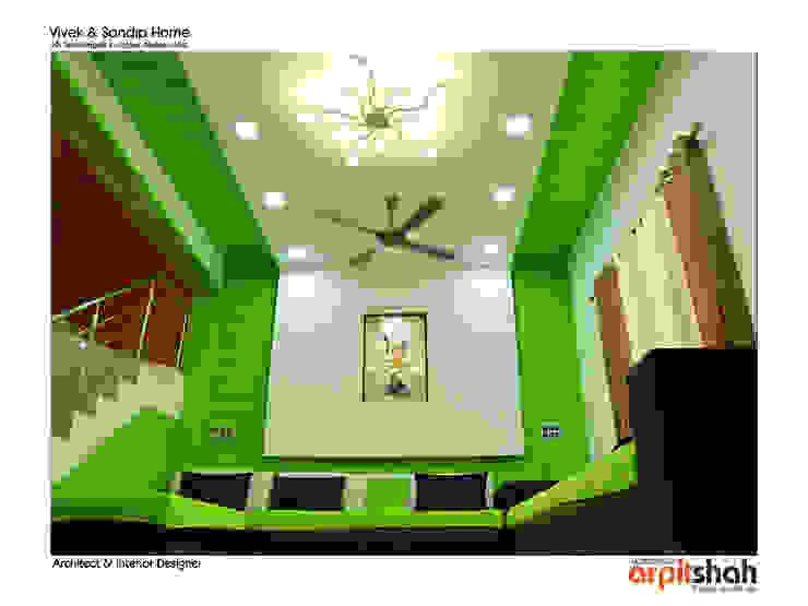 Vivekbhai Khadalia @ Motera by ARPIT SHAH PROJECTS OPC PVT LTD.