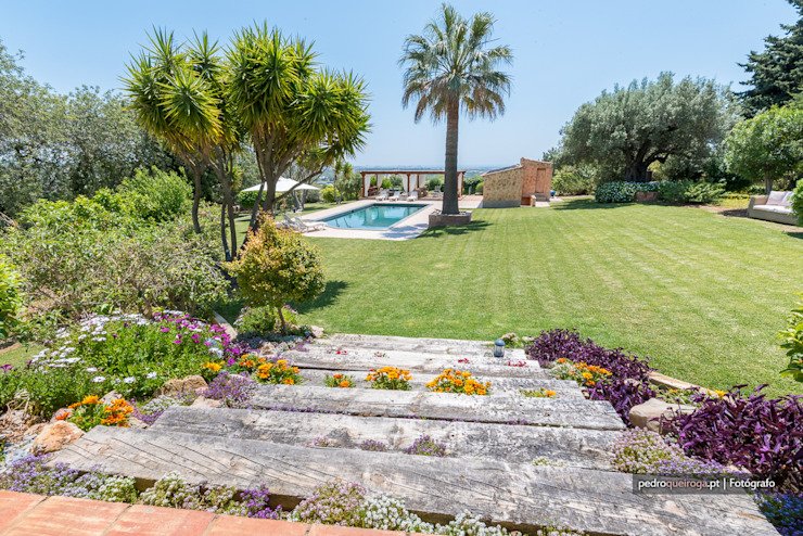 Jardines de estilo mediterráneo de Pedro Queiroga | Fotógrafo Mediterráneo
